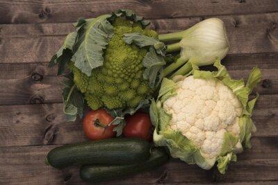 Obraz Zelenina