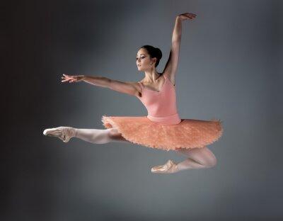 Obraz Žena baletkou