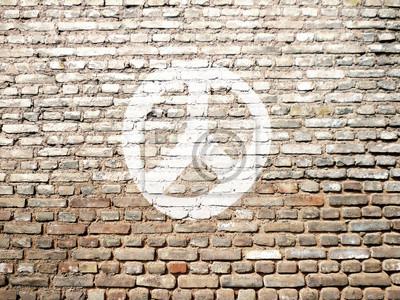 znamení míru graffiti