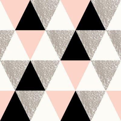 Plakát Abstraktní geometrický vzor