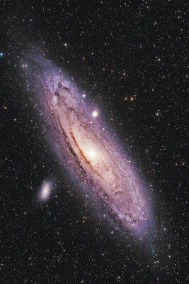 Plakát Andromeda Galaxy