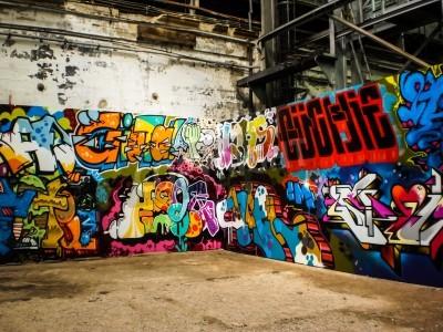 Plakát Art of graffiti