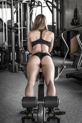 Plakát Ass cvičení