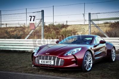 Plakát Aston Martin One-77 Aston