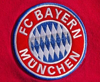 Plakát Badge of German soccer club FC Bayern Munich