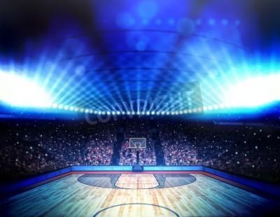 Plakát Basketball aréna