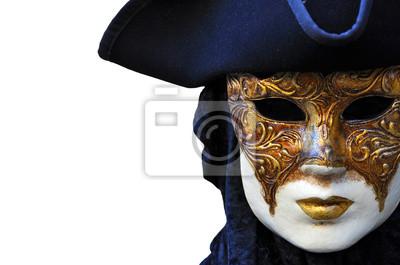 5b5fc8fbc Benátky karneval maska plakáty na zeď • plakáty exibition, karneval ...