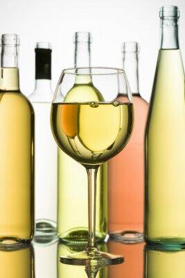 Plakát bílé víno