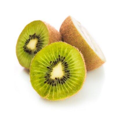 Plakát Čerstvé zelené kiwi