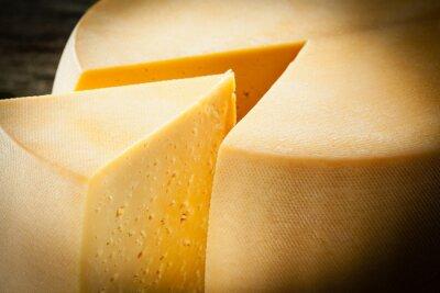 Plakát Cheese. Makro