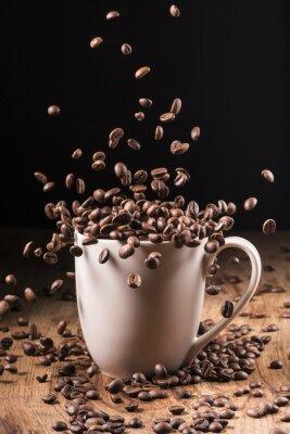 Plakát chicchi di caffè