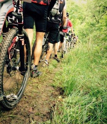 Plakát Ciclistas