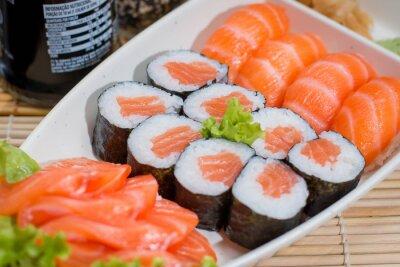 Plakát comida Japonesa
