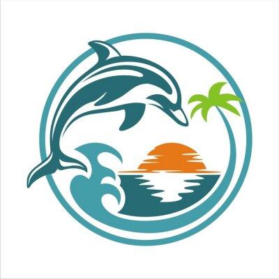 Plakát Delfínů při BEACH