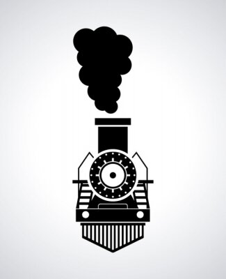 Plakát Design vlak