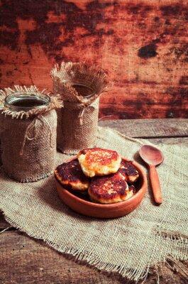 Plakát domácí sýrové koláče