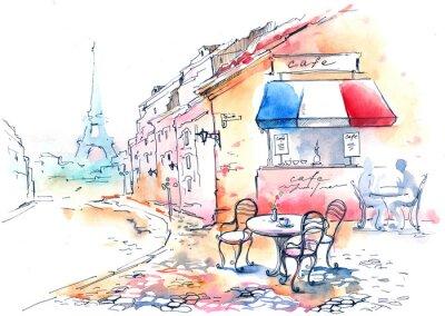Plakát Francie