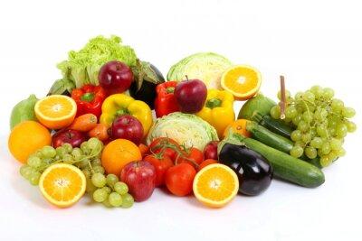 Plakát Frutta e Verdura