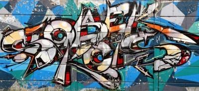 Plakát graffiti art in novi sad serbia 8