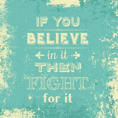 Plakát Grunge pozadí typografie