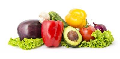 Plakát Hromadu zeleniny