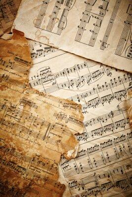 Plakát Hudební listy