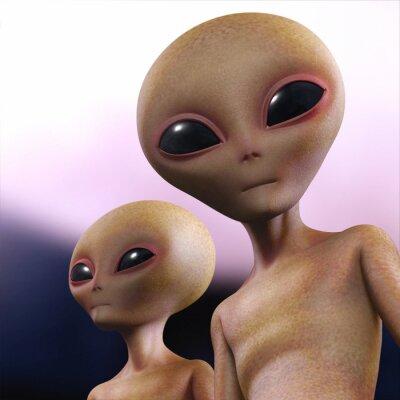Plakát humanoid