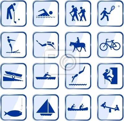 icones vacance