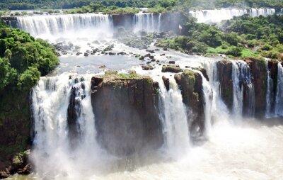 Plakát Iguazu Falls
