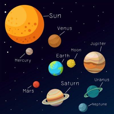 Plakát Ilustrátor vesmíru