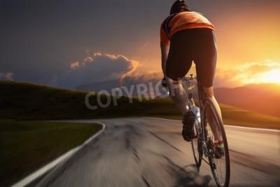 Plakát Jízda na kole