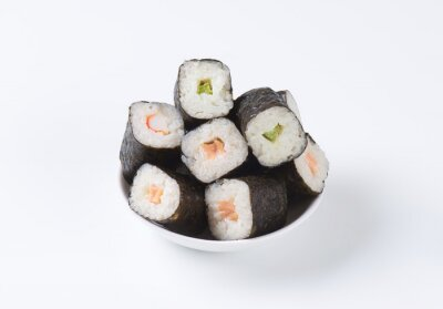 Plakát Klasické sushi