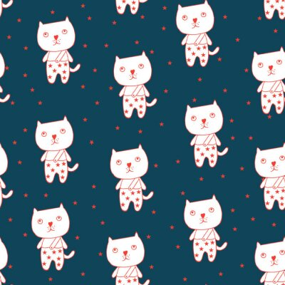 Plakát Kočka a hvězda