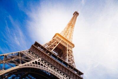 Plakát Kouzelný Eiffelova věž