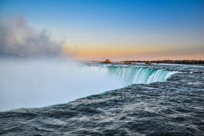 Plakát Krásná Niagara vodopády, Kanada