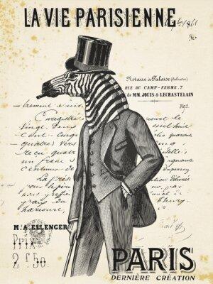 Plakát La Vie Parisienne