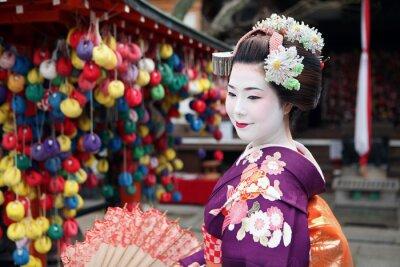 Plakát Le vizáž de Kyoto