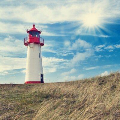 Plakát Leuchtturm Listland