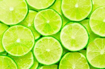 Plakát Lime pozadí