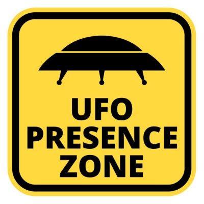 Plakát Lodě UFO