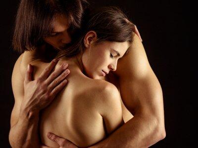 Plakát love objetí