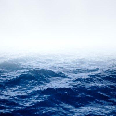 Plakát Modři čirý oceán a nebe