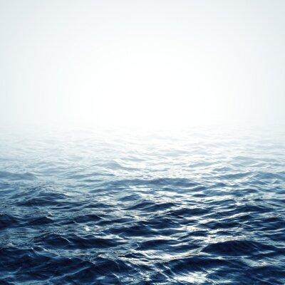 Plakát Moře pozadí
