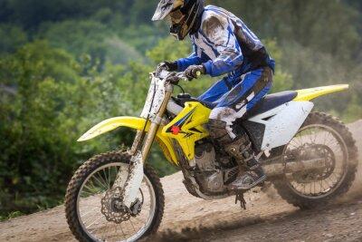 Plakát Motocross
