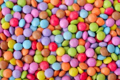 Plakát Multicolor bonbóny