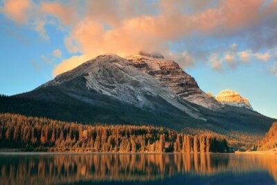 Plakát Národní park Banff