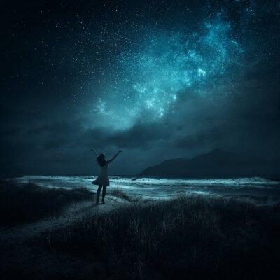 Plakát Night praise