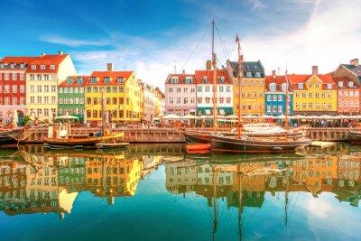 Plakát Nyhavn Kopenhagen
