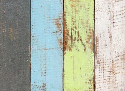 Plakát old wooden grunge texture