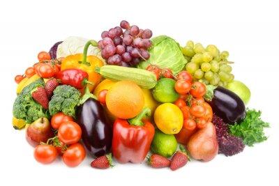 Plakát ovoce a zelenina